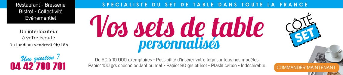 set-de-table-personnalisable-restaurateur-impression-corse-paca